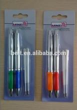 blister card paking ball-point pen