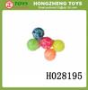 Wholesale bouncing ball newest kids mini bouncing balls sport toy Chenghai 3.3 CM transparent cloud bounce ball H028195