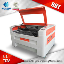Jiangsu Keyland laser offer the best quality of the laser cutting machine for leather hollowing and cutting