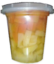 Canned Tropical Fruit Cocktails in Cup / Tropical Fruit Cocktails Cup / Tropical Fruit Cocktails in Juice 220g(8oz)
