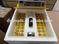 Td-48 egg incubator / frango máquinas chocadeira / temperatura para incubação de ovos de galinha
