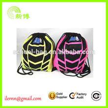Football Team Gym Drawstring Soccer Bag