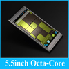 OEM 5.5 inch Octa Core ultra-thin smartphone