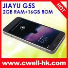 2014 JIAYU mtk6592 octa core13MP camera new smartphone products android on china market