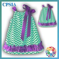 Pillowcase Dress Pattern Infant & Toddler Pillow Case Aqua Purple Dress Many colors 3 Sizes