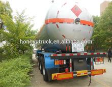 40000-50000L Semi-trailer chemical liquid truck for sale