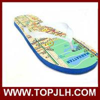 High quality custom spa sandal