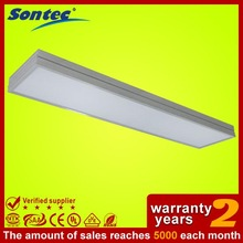 fast sale aluminum surface linear led panel light