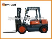 3t automatic Diesel Forklifter Isuzu C240 engine high mast