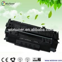 Compatible HP7553(HP 2014/2015) laser printer toner & empty cartridge