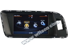 WITSON car navigation for AUDI Q5 WITH A8 CHIPSET DUAL CORE 1080P V-20 DISC WIFI 3G INTERNET DVR SUPPORT