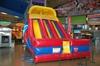 Monster Truck Slide Inflatable slide