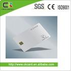 hot sale huge memory pvc contact smart card