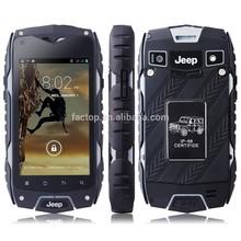 Z6 Smartphone Outdoor Sports IP68 Waterproof MTK6572 Dual Core Android 4.2 3G GPS