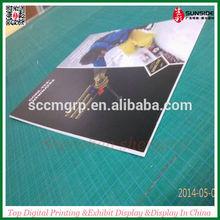 Digital printing advertising foam board poster printing thickness:1-3mm