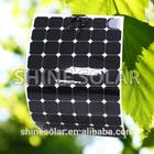 Highest Efficiency Sunpower Flexible Solar Panel 200W 230W 250W 300W 330W