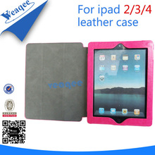 new special rose pink leather case with keyboard for ipad 2