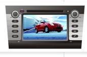 7 Inch In Dash 2 Din Bluetooth/Navigation/IPOD SUZUKI Swift Car DVD