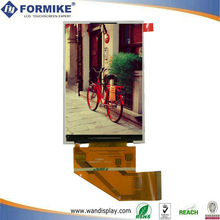 3.5 inch portrait TFT LCD with wide viewing angel