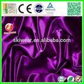 Popular tecido de seda de alta qualidade devore tecido