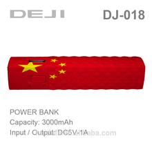 Power bank external backup li ion ,2200mAh,2600mAh,2800mAh,3000mAh charger