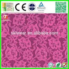 super thin elegant seashell lace fabric
