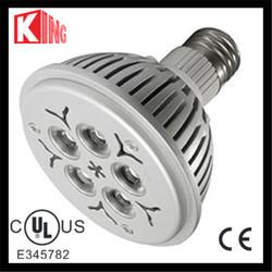 indoor lamp par30 high watt with high lumen UL/ETL certifications