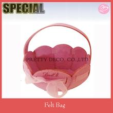 eco felt bag ,felt carry bag