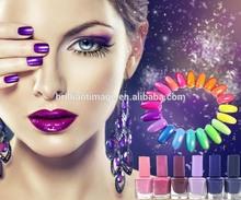 High Quality Fashion Salon Professional Nail polish/Custom Nail Polish