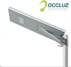 15W 20W 30W 40W 60W Integrated Solar LED Street Light With Motion Sensor