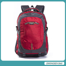 2014 best soft back camping/traveling/hiking/school/sports backpack