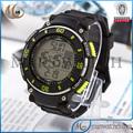 promoção preço e moq pequeno alibaba moda banda de silicone relógios digitais para adolescentes