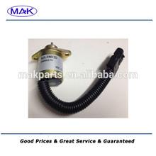 Perkins Hyster UB704 Diesel Engine Fuel Shutdown Stop Solenoid 2848A275 1457906