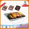 New design mini disposable barbecue grill with price
