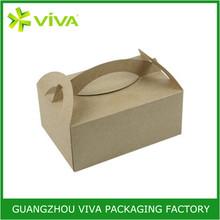 High quality Cardboard Chocolate Box Food Packaging