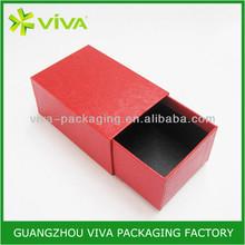 Fancy paper tea chest boxes