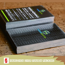 Best quality stylish coated paper net call cards