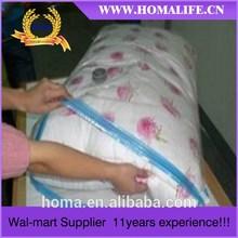 Best quality latest plastic flexible soft ham vacuum bag