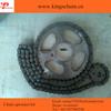 CD 70 41/14T chain sprocket chain set for parkistan