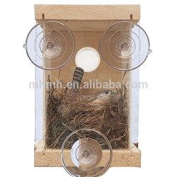 Window Bird House, window nest box