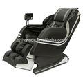 Elétrica 3d cadeira de massagem com sistema de ventilação, gravidade zero cadeira de massagem