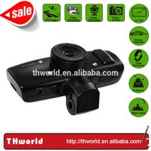 12.0MP camera hd 1080P 2.0 inch display car dvr recorder with gps and g-sensor