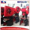 Used power press machine rotary steel hole punch Used power press machine