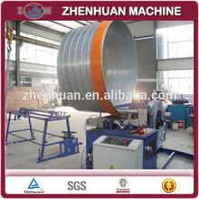 High quality spiral hvac tube forming machine