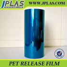 Blue Silicone PET Release Film for Surface Protective