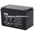12v 100ah agm batteria al piombo per il solare up