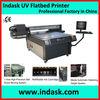 Indask F1212 UV Digital Flatbed Printer mobile phone cover case printer with best price