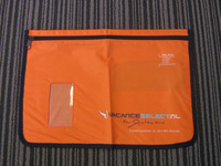 2014 On sale! fashion design promotional cheap laminated non woven pouch