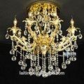central do casamento decoração lustre de cristal