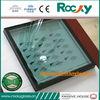 price insulated low-e glass price m2